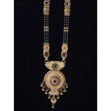 22 K Gold Antique Mangalsutra. NJ-M01123