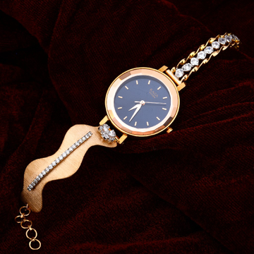 Ladies Rose Gold Watch-RLW78