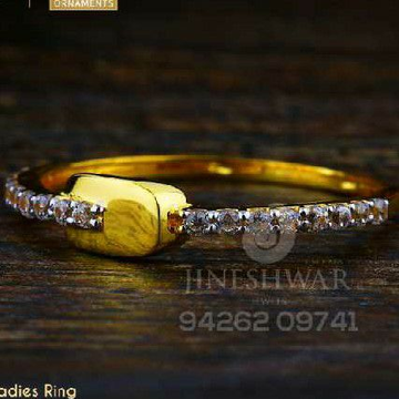 Daily wear ladies ring