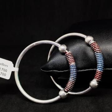 silver traditional kids bracelet RH-BB878