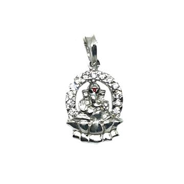 925 Sterling Silver Ganesh Pendant MGA - PDS0093