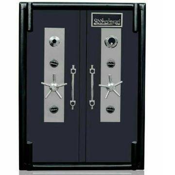 Exclusive Double door Jewelry Locker by