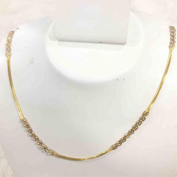 916 Gold Ladies Turki Chain