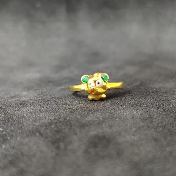 916 Fancy Kid Gold Ring-24512
