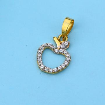 916 Gold Women's Hallmark Pendant LFP30