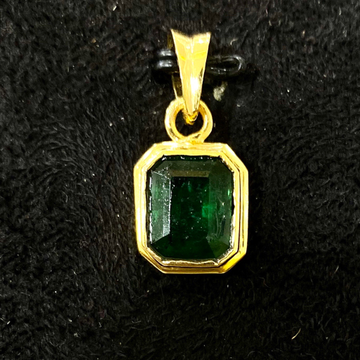 Emerald Pendant by