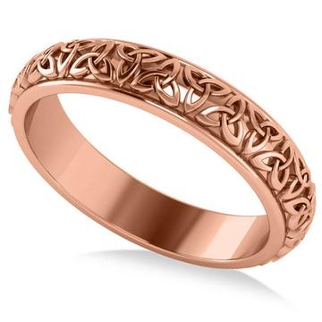 22kt, 916 HM, gold leaf detailing design elegant ring for women