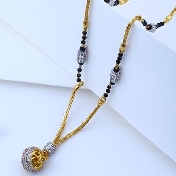 916 Gold Hallmark delicate Mangalsutra