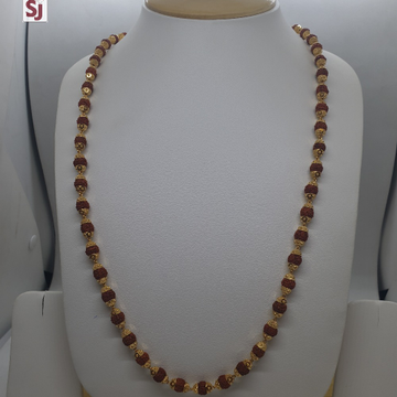 Rudraksh Mala RMG-0040 Gross Weight-28.190 Net Weight-22.660