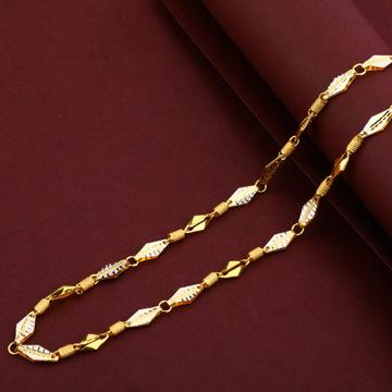Mens Gold 22K Chain-MTC57