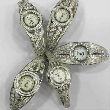 925 sterling silver watch by Veer Jewels