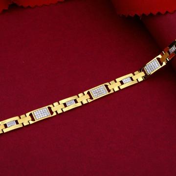 22KT Gold Ricardo Bracelet For Men