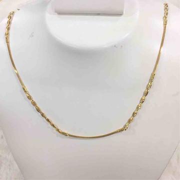 22kt Gold Ladies Fancy Turki Chain