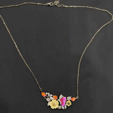 mop flower Dokiya by Veer Jewels