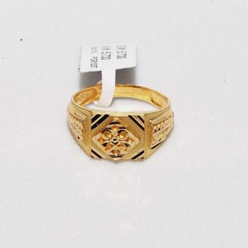 916 Plain Gents ring