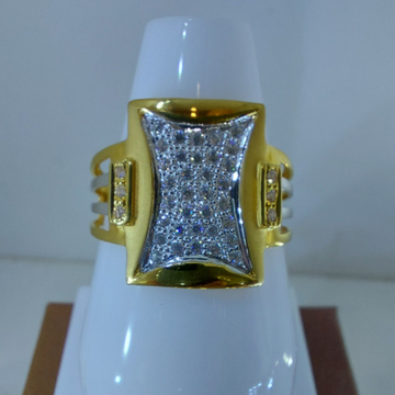 Gents F. Ring Diamond by