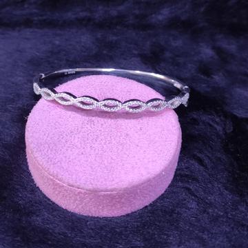 92.5 Sterling Silver Fancy Bracelet SLU-503