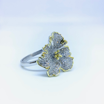 DESIGNING FANCY 92.5 SILVER RING by