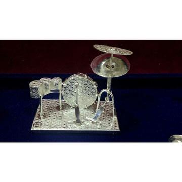 Cholel Nakshi Dull Finish Traditional Music Set System Ms-1581