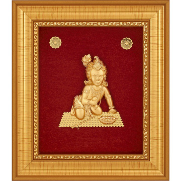 999 GOLD MAKHAN CHOR FRAME by