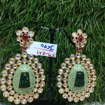 Kundan Earring p 221