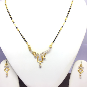 FANCY GOLD LADIES MANGALSUTRA by