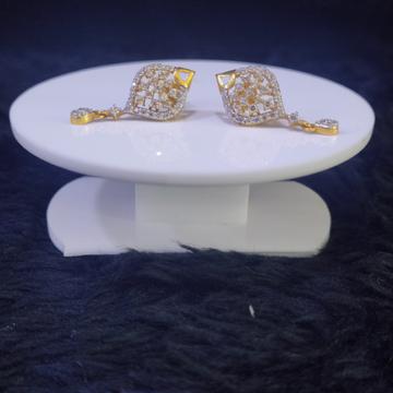 22KT/916 Yellow Gold Heily Earrings For Women