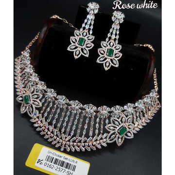 Beautiful Diamond Necklace#1001