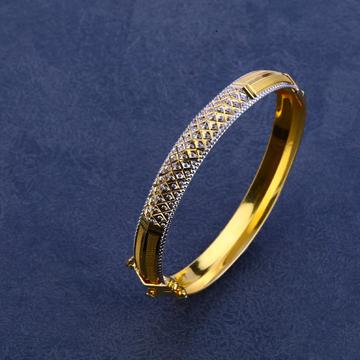 916 Gold Exclusive Kada Bracelet MPLKB27
