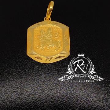 22 carat gold ambay ma pendal RH-PN994