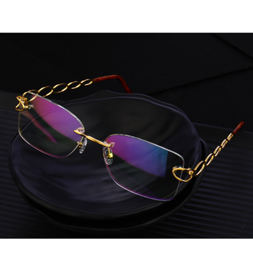 750 Gold Hallmark Men's Spectacle S17