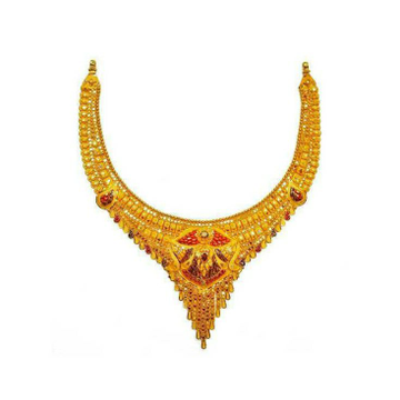 22K Gold 916 Hollmark  Necklace by