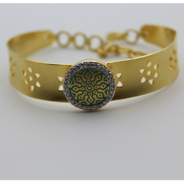 92.5 Antique Kundan Kada SL B005