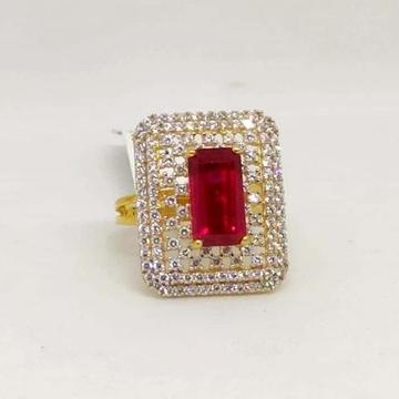 22 k Gold Fancy Ring. NJ-R01009
