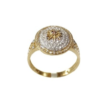 22k gold ring mga - gr007