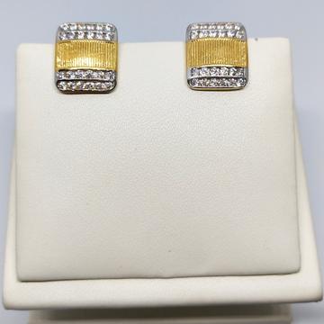 18Kt gold fancy earring dj-e002