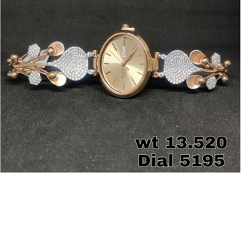 18kt Rose Gold Ladies watch
