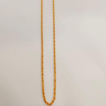 CHAIN by Ghunghru Jewellers