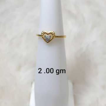 916 Fancy Delicate Ladies Ring