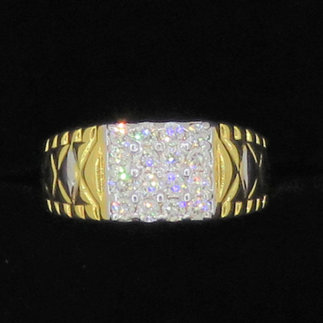Gold Diamond Fancy rings KJ-07