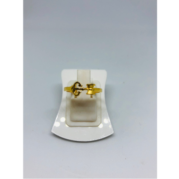 916 Gold Attractive Ladies Ring For Men KDJ-R014 by
