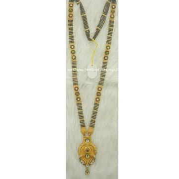 916 Gold Antique Wedding Mangalsutra