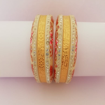 916 gold fancy Chudi chip by Vinayak Gold