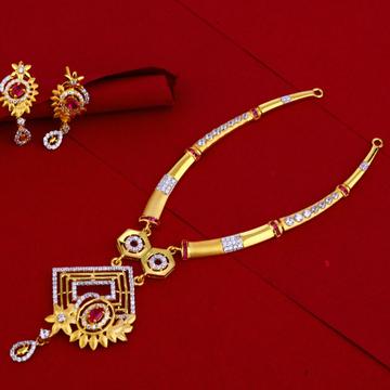 22KT Gold Women's Necklace Set LN82