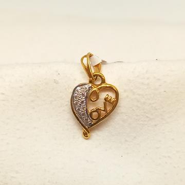 20kt pendants by Rangila Jewellers