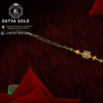 22KT Gold Bracelet SGB 17