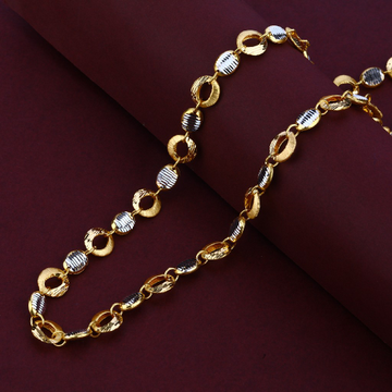 Mens 916 Gold Chain-MTC116
