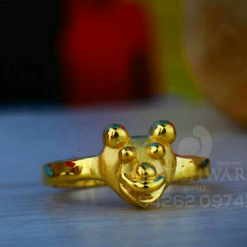 916 Plain Casting Baccha Ring