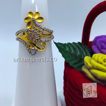 916 gold fancy ring RGG0123