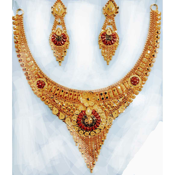 Necklace Set New Partan by